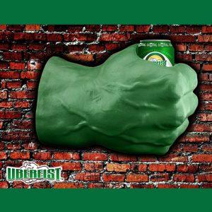 UBERFIST 1 Green R