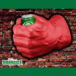 UBERFIST 1 Red L