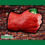 UBERFIST 1 Red R