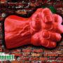 UBERFIST 3 Red L