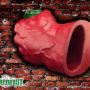 UBERFIST 4 Red L